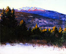 Mount Monadnock 1915-19 By Abbott H Thayer