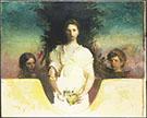 My Children 1896-1910 By Abbott H Thayer