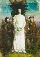 My Children 1897 By Abbott H Thayer