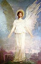 Noon 1920-21 By Abbott H Thayer