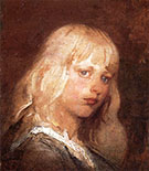 Portrait of Raphael Welles Pumpelly By Abbott H Thayer