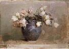 Roses 1890 By Abbott H Thayer