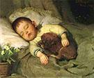 Sleep 1877 By Abbott H Thayer