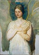 The Angel 1903 By Abbott H Thayer