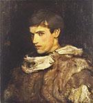 William Michael Spartali Stillman 1905 By Abbott H Thayer