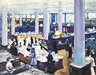 Carson Pirie Scott Department Store 1905 By Alson Skinner Clark