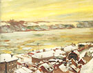 Grey and Gold 1906 By Alson Skinner Clark