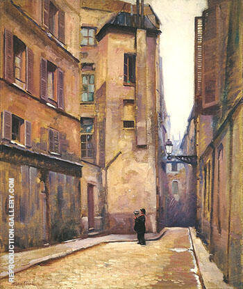Paris c 1910 By Alson Skinner Clark