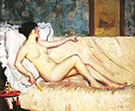 Reclining Nude 1912 By Alson Skinner Clark