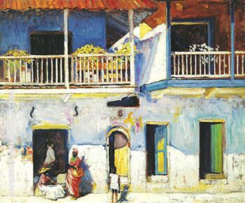 Panama City 1913 By Alson Skinner Clark