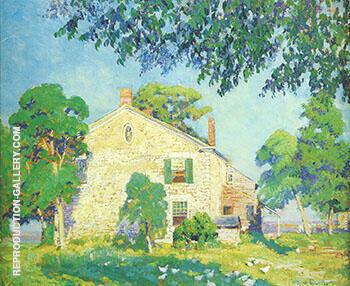 Windy Hill Farm Thousand Islands Alexandria Bay 1916 By Alson Skinner Clark