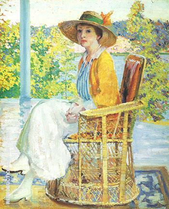 Medora c 1917 By Alson Skinner Clark