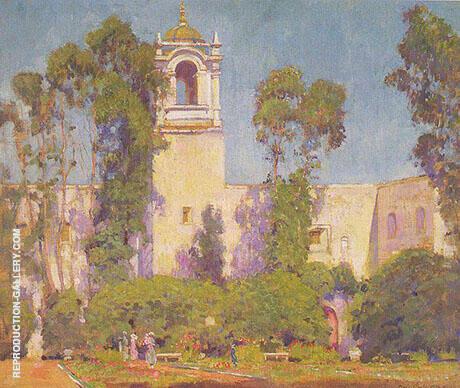 Montezuma's Garden 1922 By Alson Skinner Clark