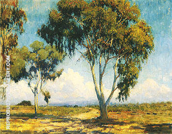 Reproduction of After the Strom Altadena 1923 by Alson Skinner Clark | Oil Painting Replica On CanvasReproduction Gallery