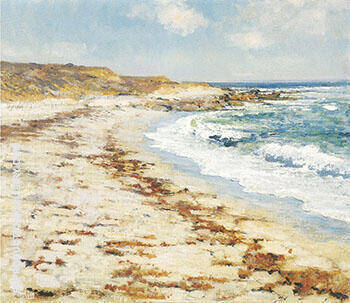 Reproduction of La Jolla 1924 by Alson Skinner Clark | Oil Painting Replica On CanvasReproduction Gallery