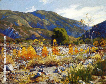 Arroyo Seco 1920 By Alson Skinner Clark