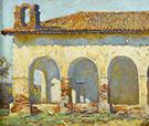 Mission San Fernando 1919 By Alson Skinner Clark