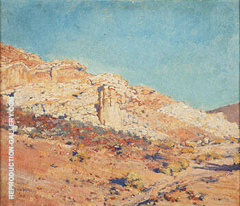 Red Rock Canyon By Alson Skinner Clark