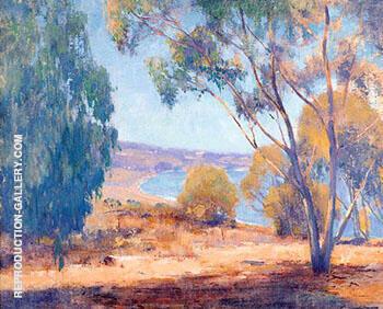 La Jolla Shores c 1925 By Alson Skinner Clark
