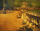 Park in Paris By Alson Skinner Clark