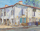 Street in La Roche France 1914 By Alson Skinner Clark