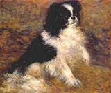 Tama 1876 By Pierre Auguste Renoir