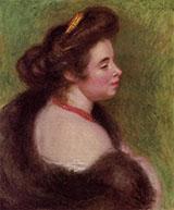Madame Maurice Denis 1904 By Pierre Auguste Renoir