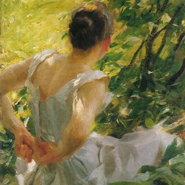 Oil Painting Reproductions of Anders Zorn