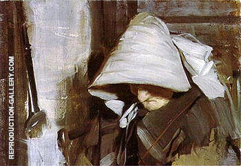 Old Anne By Anders Zorn