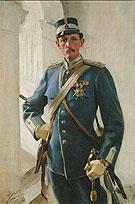 Prins Carl 1898 By Anders Zorn