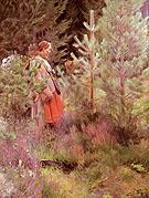 Vallkulla 1908 By Anders Zorn