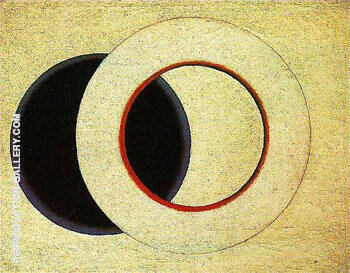 Belij Krug By Aleksandr Rodchenko - Oil Paintings & Art Reproductions - Reproduction Gallery