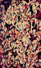 Dance 1915 By Aleksandr Rodchenko