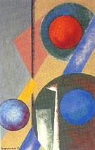 Suprematist 1918 By Aleksandr Rodchenko