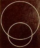 Two Circles 1919 By Aleksandr Rodchenko