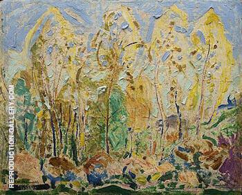 Fauve Landscape 1907 By Alfred Henry Maurer