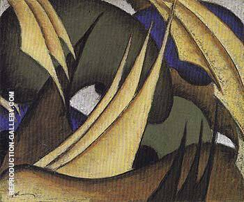 Sails 1911 By Arthur Dove - Oil Paintings & Art Reproductions - Reproduction Gallery