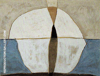 Sun on the Water 1929 By Arthur Dove