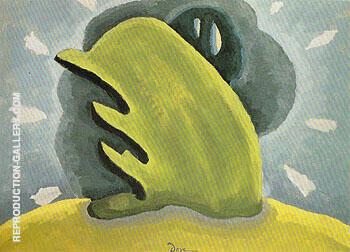 Summer 1935 By Arthur Dove