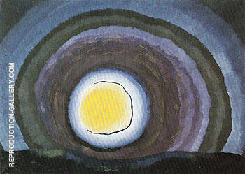 Sunrise III 1936 By Arthur Dove - Oil Paintings & Art Reproductions - Reproduction Gallery