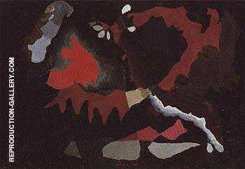 Swing Music 1938 By Arthur Dove