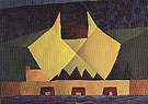 The Brothers No I 1941 By Arthur Dove
