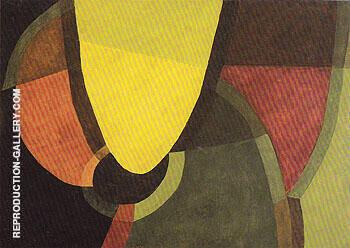 Parabola 1942 By Arthur Dove