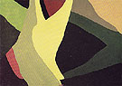 Formation I 1943 By Arthur Dove
