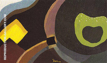 Flight 1943 By Arthur Dove