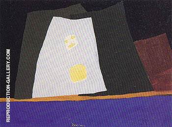 Flat Surfaces 1946 By Arthur Dove