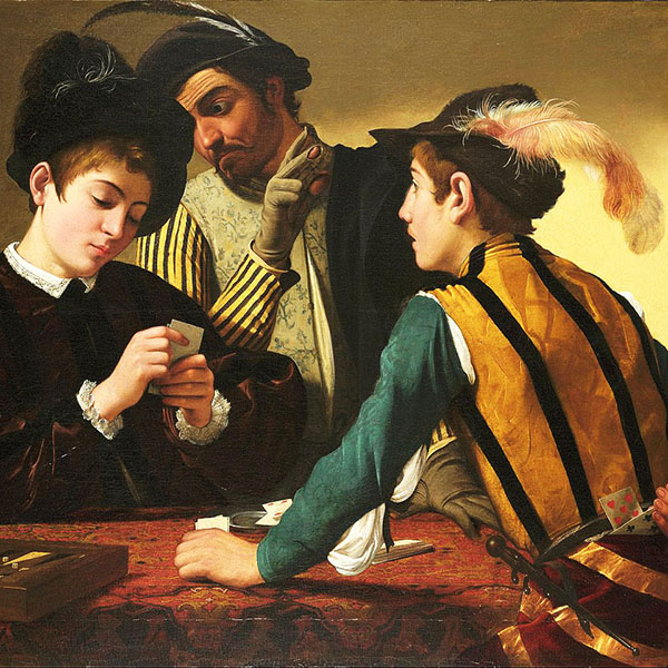 Oil Painting Reproductions of Caravaggio