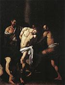 Sebastiano Del Piombo Flagellation 1524-1525 By Caravaggio