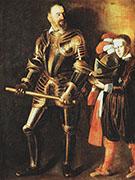 Portrait of Alof de Wignacourt 1608 By Caravaggio