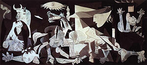 Guernica By Pablo Picasso - Oil Paintings & Art Reproductions - Reproduction Gallery